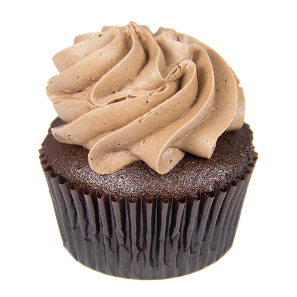 Portions Double Chocolate Cupcake