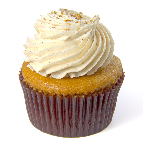 Portions Pumpkin Spice Cupcake