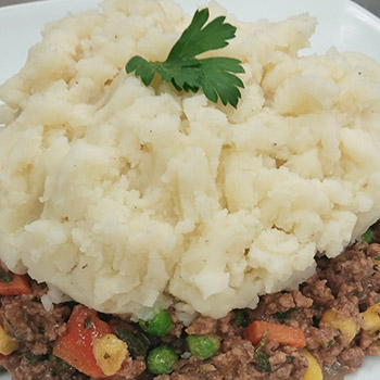 Portions Shepherd's Pie