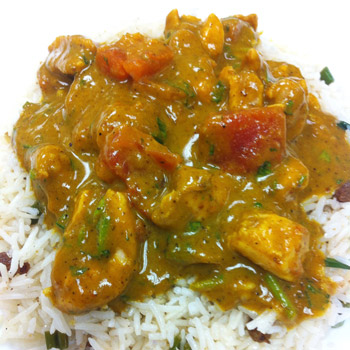 Portions Butter Chicken Meal