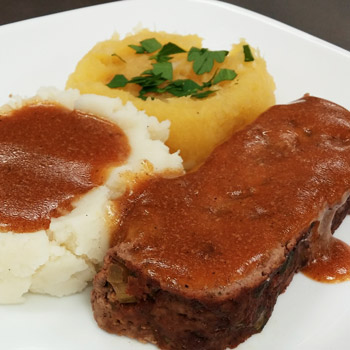 Portions Traditional Meatloaf Meal