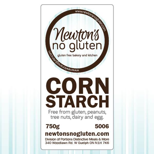 Newton's No Gluten Corn Starch