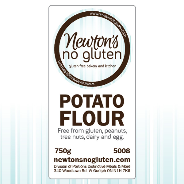Newton's No Gluten Potato Flour
