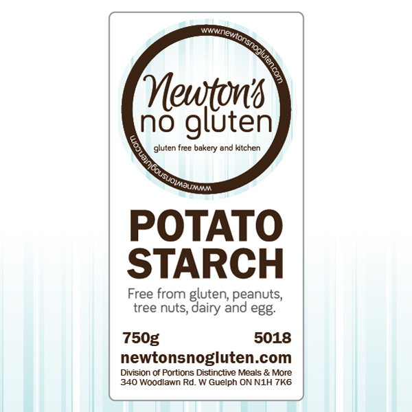 Newton's No Gluten Potato Starch